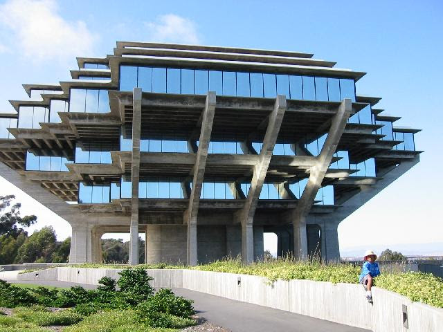 Apathetic Lemming of the North Geisel Library University of