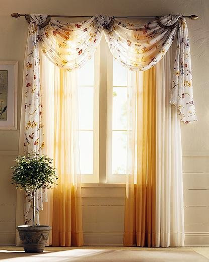 latest design of curtains