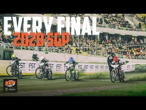 2020 összes Speedway Grand Prix döntője egy videóban