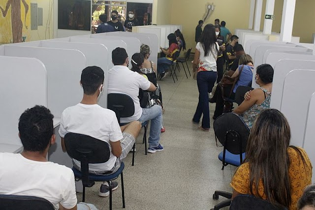 Prefeitura de Parnaíba irá disponibilizar plantão neste sábado para vacinação contra a Covid-19