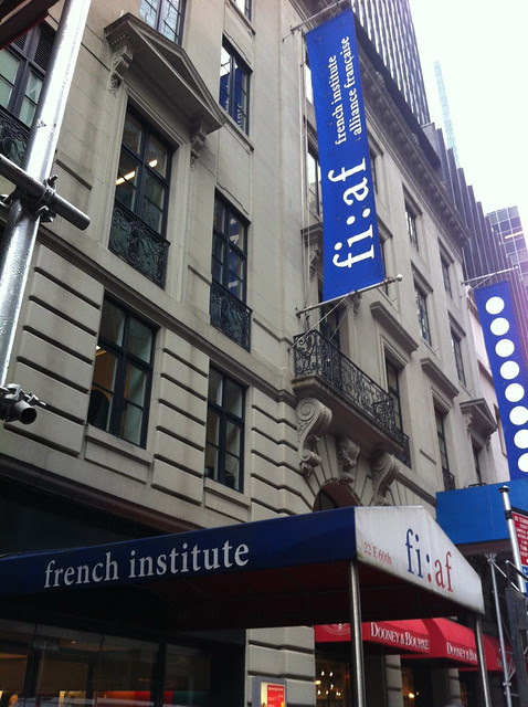 French Institute Alliance Française (FIAF)