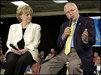 Vice-President Dick Cheney