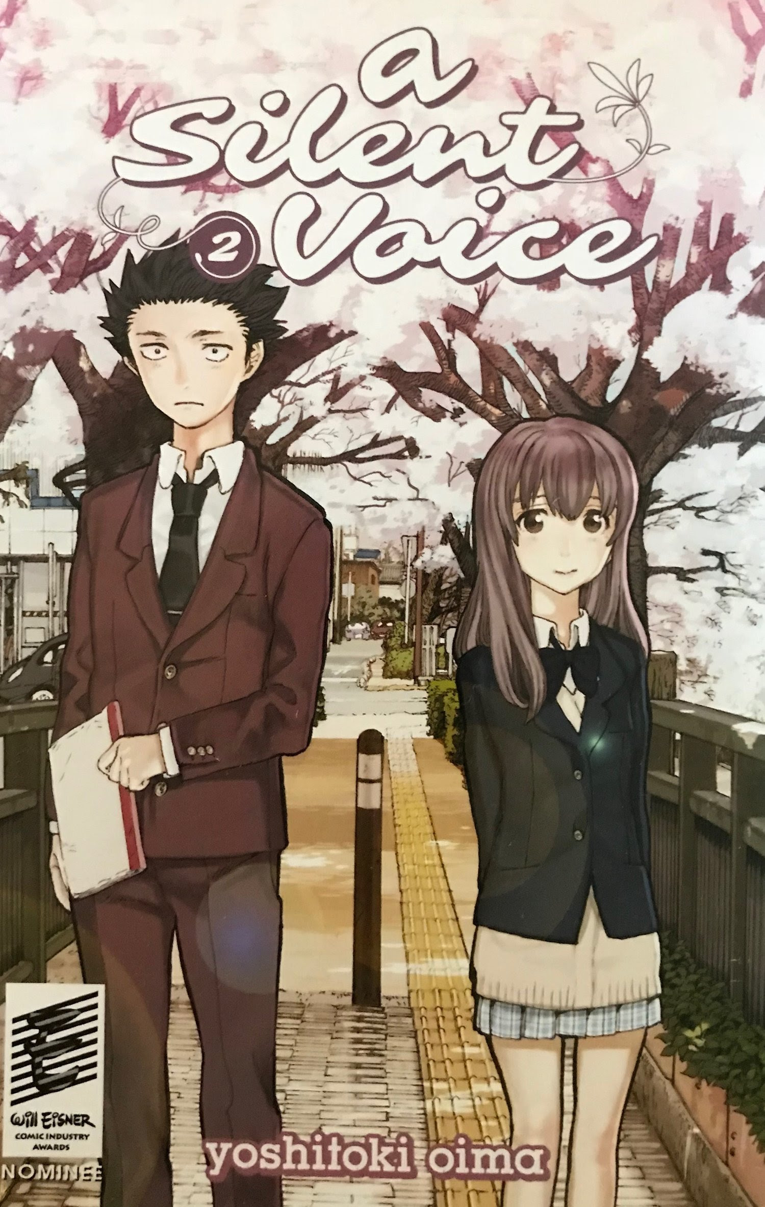 A Silent Voice Volume 2 Review No Spoilers Gamer And Tech Writer