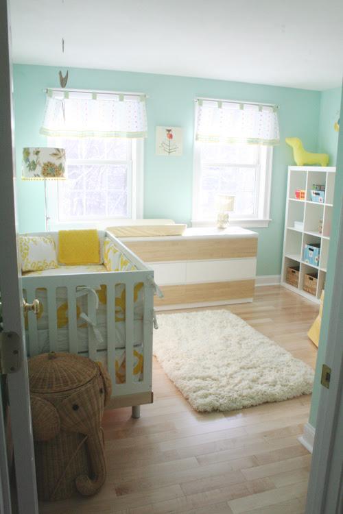 Nursery with Shag