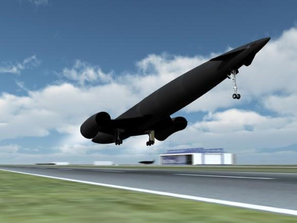 Pesawat Luar Angkasa Skylon