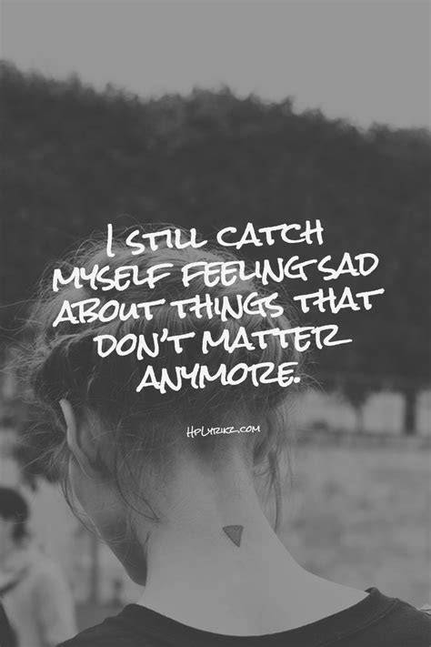 Dont Catch Feeling Quotes