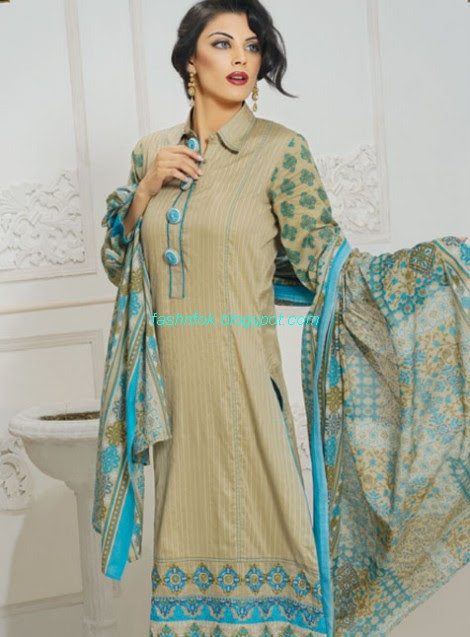 Al-Karam-Textile-Summer-Spring-Lawn-Collection-2013-14-Indian-Pakistani-New-Fashionable-Clothes-7