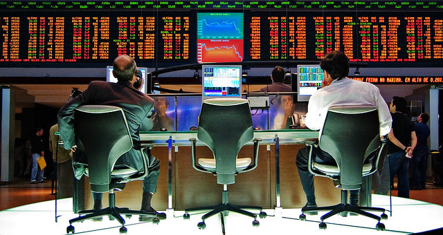 [Image: Stock Market by rednuht, on Flickr]