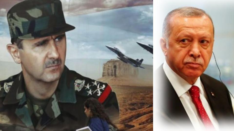 mak - assad erdogan