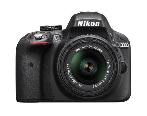Nikon D3300 24.2 MP Photo