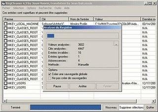 RegCleaner