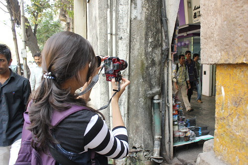 Architecture Students Shooting the Heritage of South Mumbai by firoze shakir photographerno1
