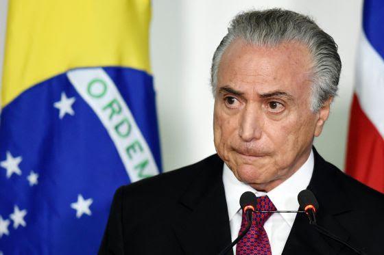 Resultado de imagem para michel temer brasil