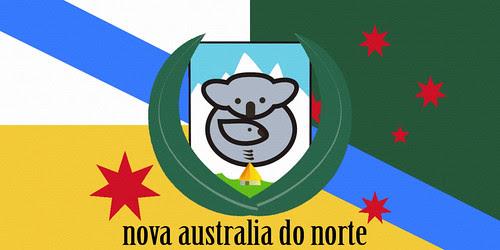 BandeiraNovaAustraliaDoNort