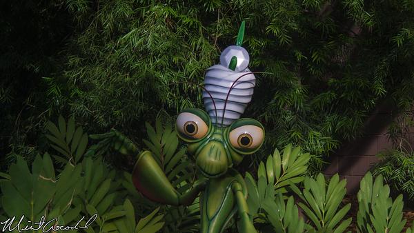 Disneyland Resort, Disney California Adventure, Bug's Land