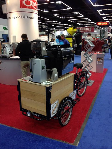 A Bicycle Built For Espresso! by Bjava
