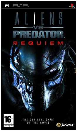 Aliens Vs. Predator Requiem PSP  [CSO/ISO]