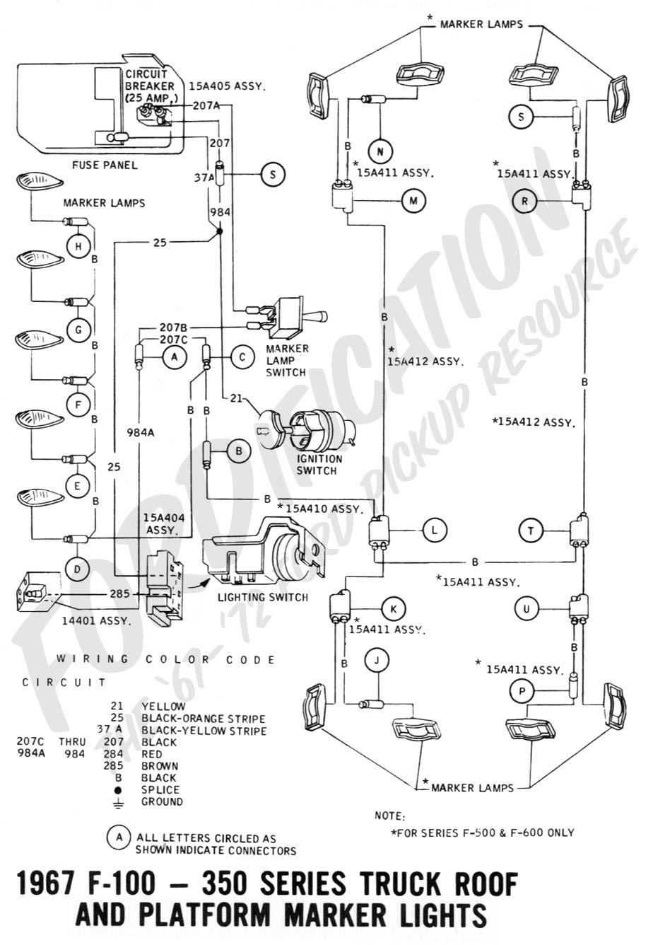 1968 Ford F100 Wiring Schematics Wiring Diagram Local A Local A Maceratadoc It