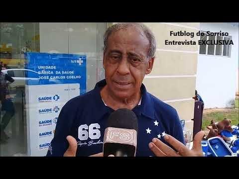 Confira a entrevista exclusiva que fiz com Dirceu Lopes, ex-jogador do Cruzeiro