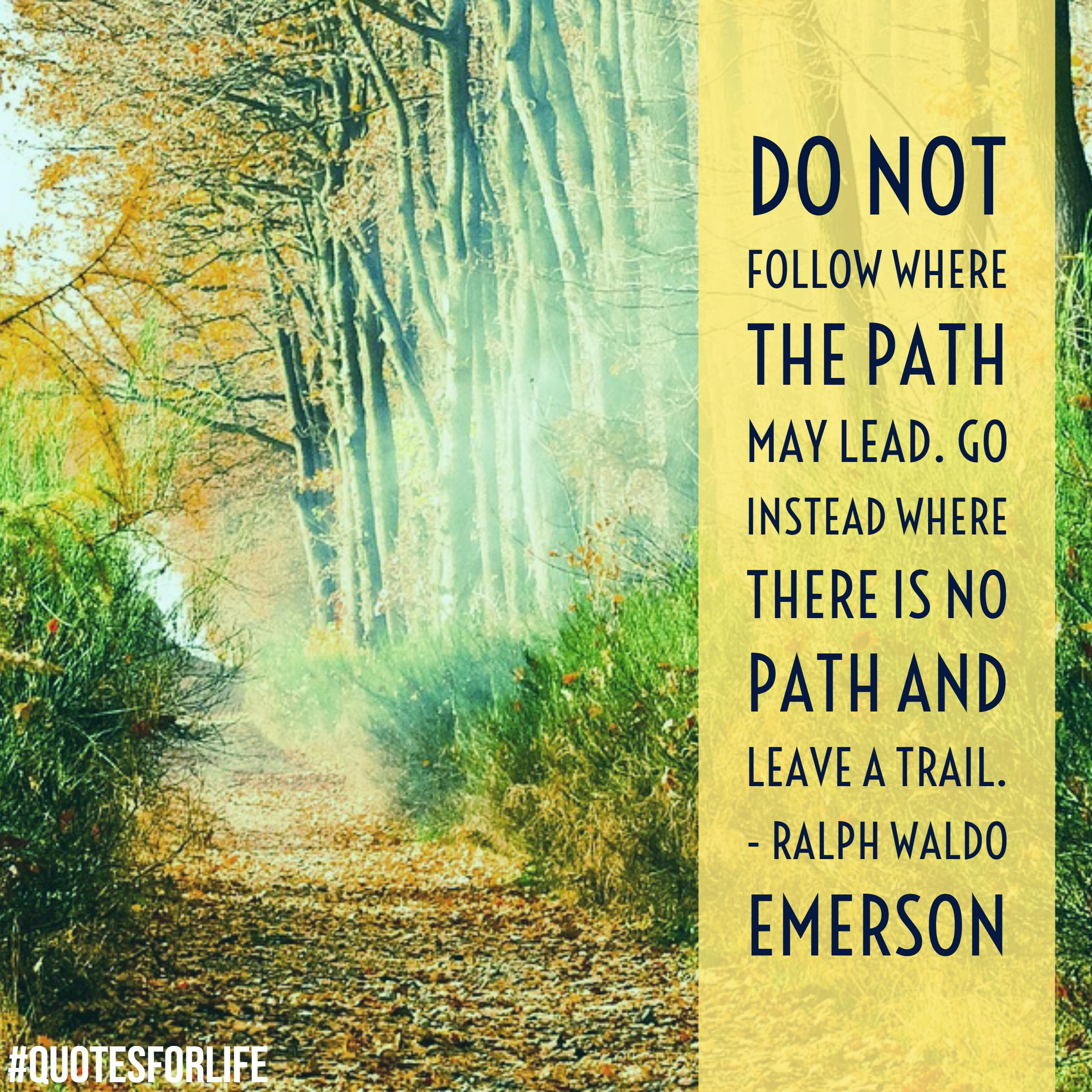 Ralph Waldo Emerson Quotes Quotes For Life