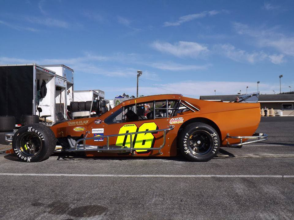 Asphalt Modifieds Dur A Flex Racing