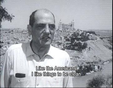 Luis Buñuel en Toledo