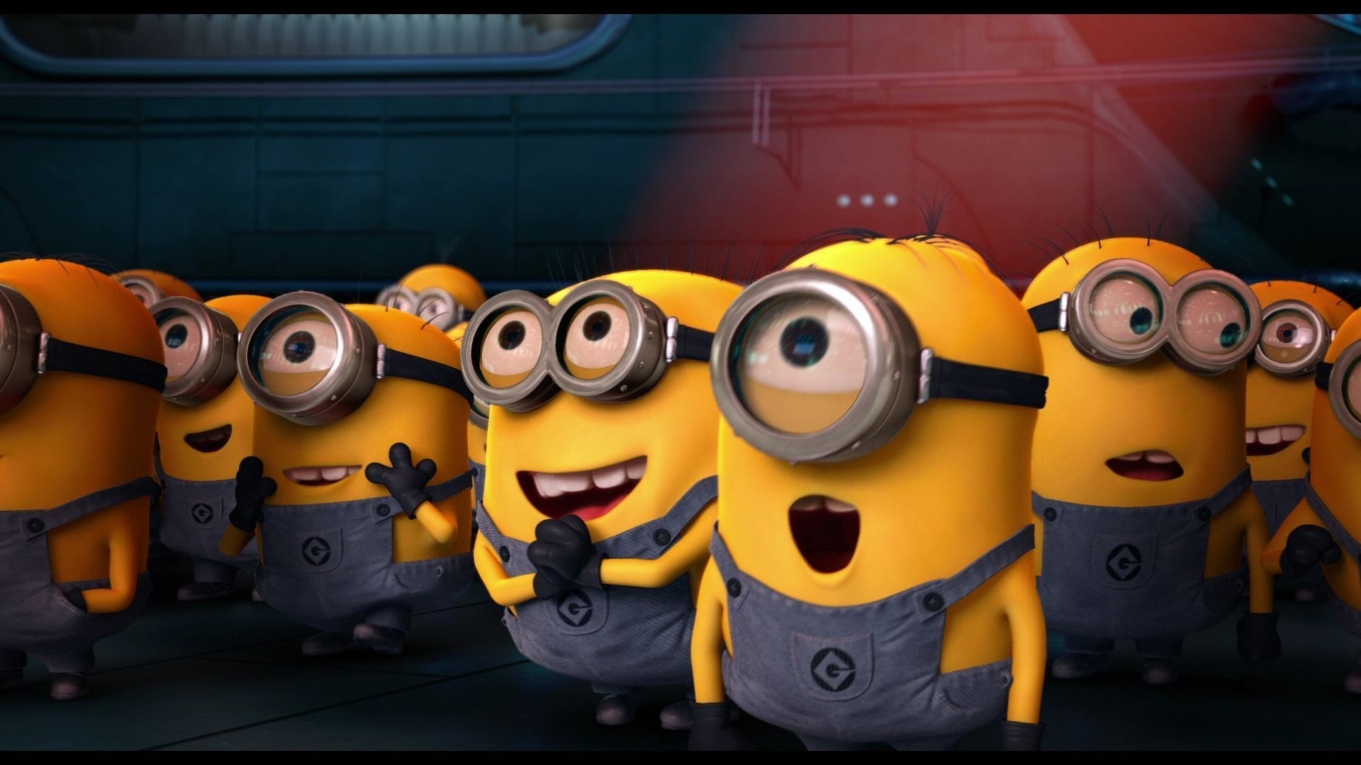 Despicable Me Minions Wallpaper Wallpaper Minion Pictures