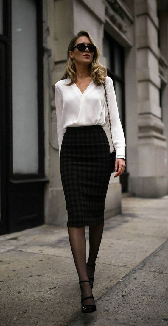 outfits for real business women my favorite street style