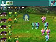 Jogar Plants vs aliens Jogos