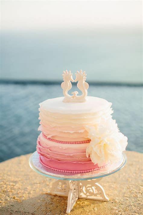 Beach Wedding Cake Toppers You Will Love ? Beach Wedding Tips