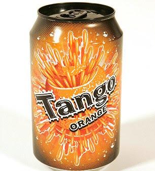 Tango maker Britvic saw sales slump