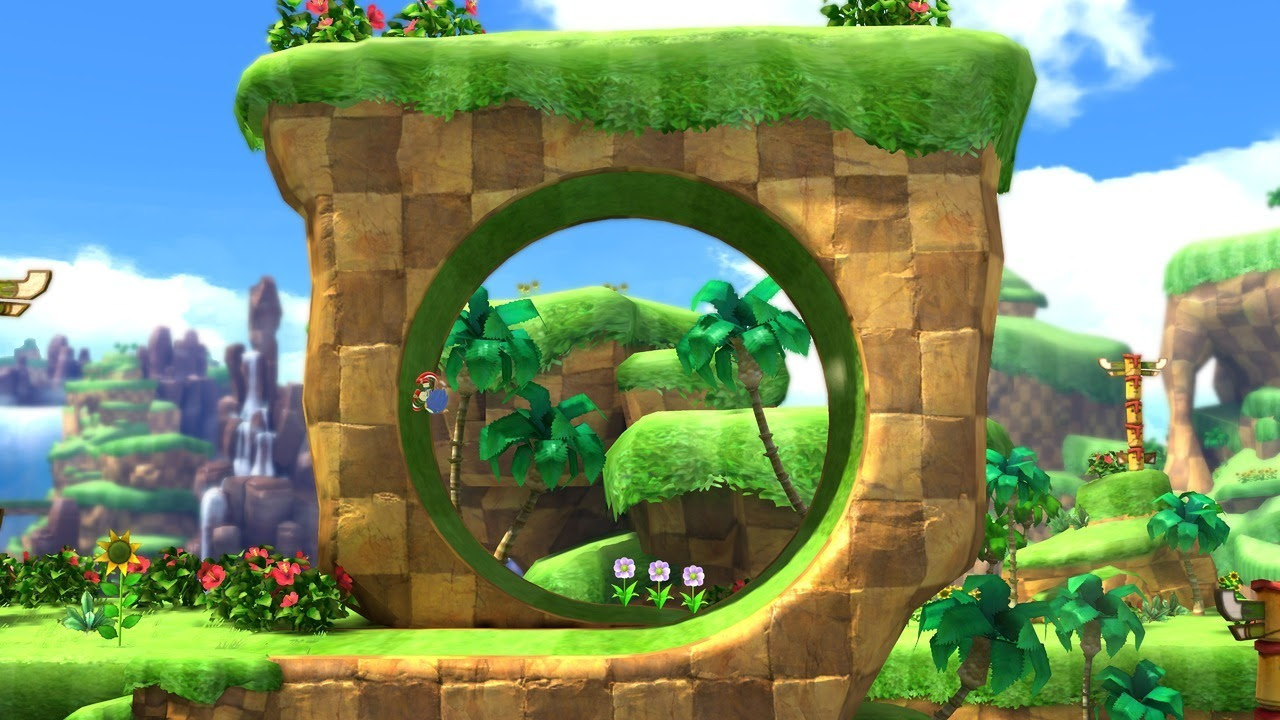 Sonic The Hedgehog Images Sonic Generations Screenshots Hd Wallpaper
