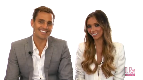 Check out my video interview with my favorite celebrity couple, Giuliana and Bill Rancic!