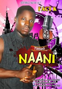 Download Music Mp3:- Fact K – Nanni