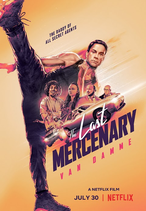 The Last Mercenary (2021) 480p 720p 1080p WebRip Dual Audio (Hindi+English) Full Movie