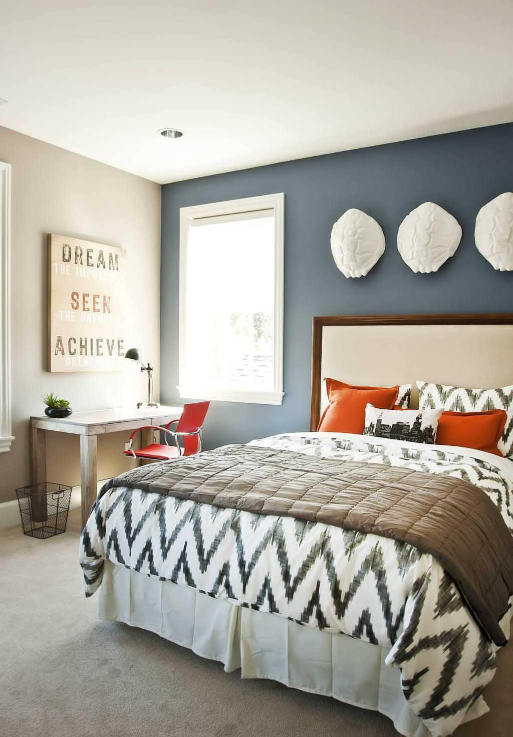 15 Various Accent Wall Ideas (Gallery) for Your Sweet Home ...