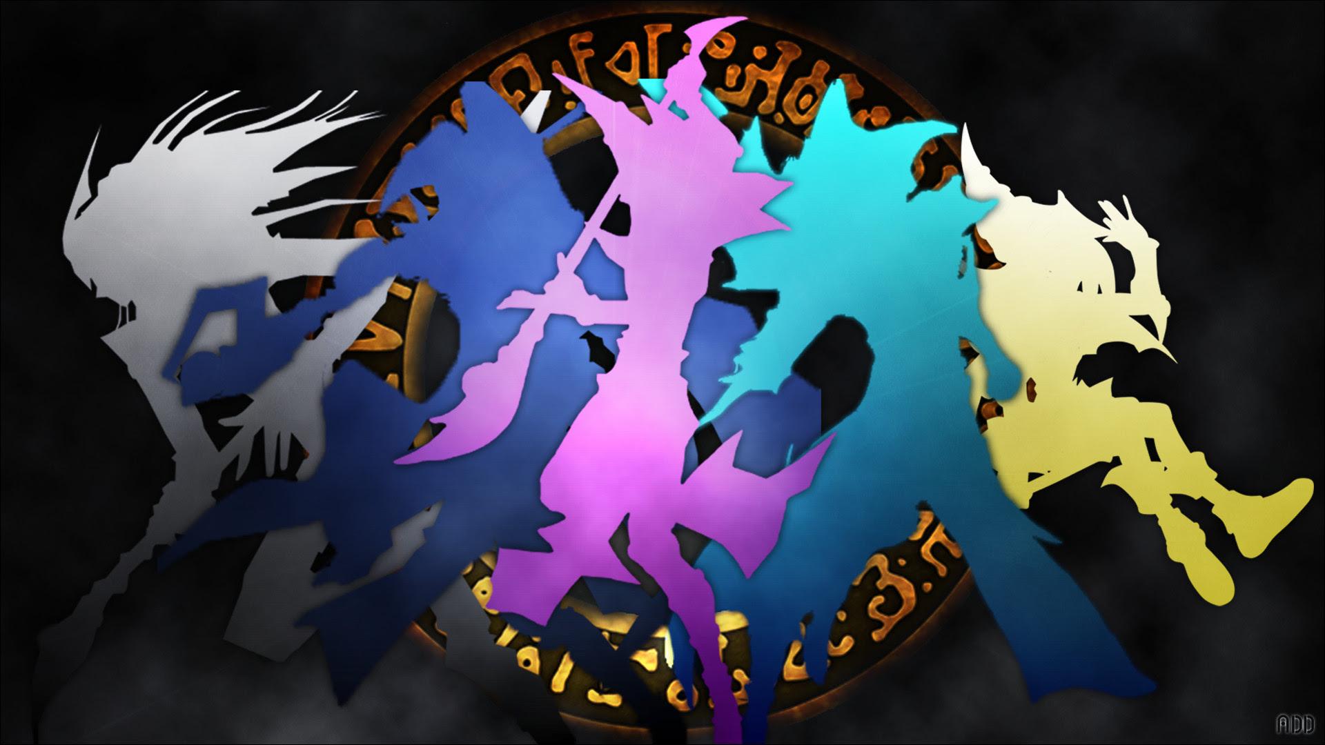 Yu Gi Oh Dark Magician Wallpaper 63+ images
