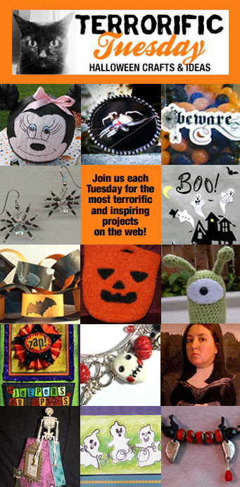 terrorific tuesday mosaic week 2