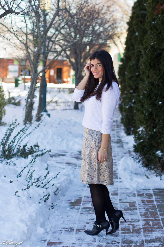 white sweater - metallic skirt.jpg