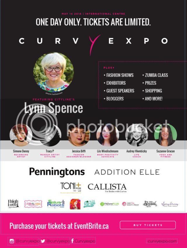 Curvy Expo Toronto Giveaway