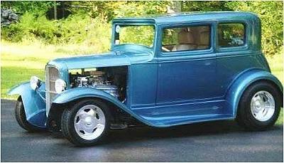 Bear Fiberglass '31 Ford Vicky