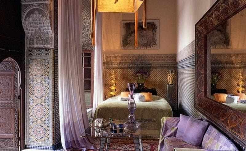 Sumptuous iMoroccani Themed iBedroomi Designs Rilane