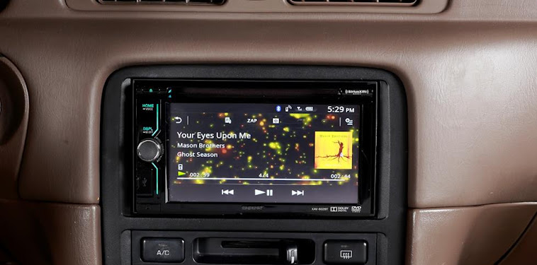 Touch Screen Radio For Car