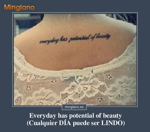 Frases Bonitas En Inglés Para Tatuajes