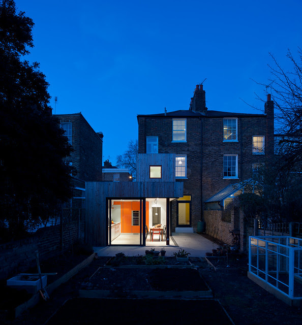 Buckingham Road, Moxon Architects