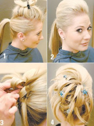Wedding Hairstyles And How To Do Them | Best Wedding Hairs