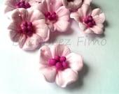 Cherry blossom charm (3) - buzybeez1