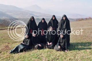 stjenik, nuns, ziloti, novi stjenik, ekumenizam