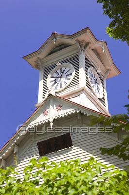 札幌時計台の写真イラスト素材 写真素材ストックフォトの定額制