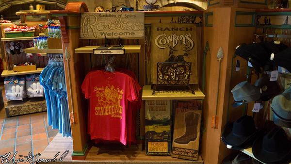 Disneyland Resort, Disneyland, Frontierland, Theme, Merchandise
